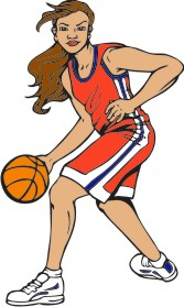 AI BASKETBALLGRL
